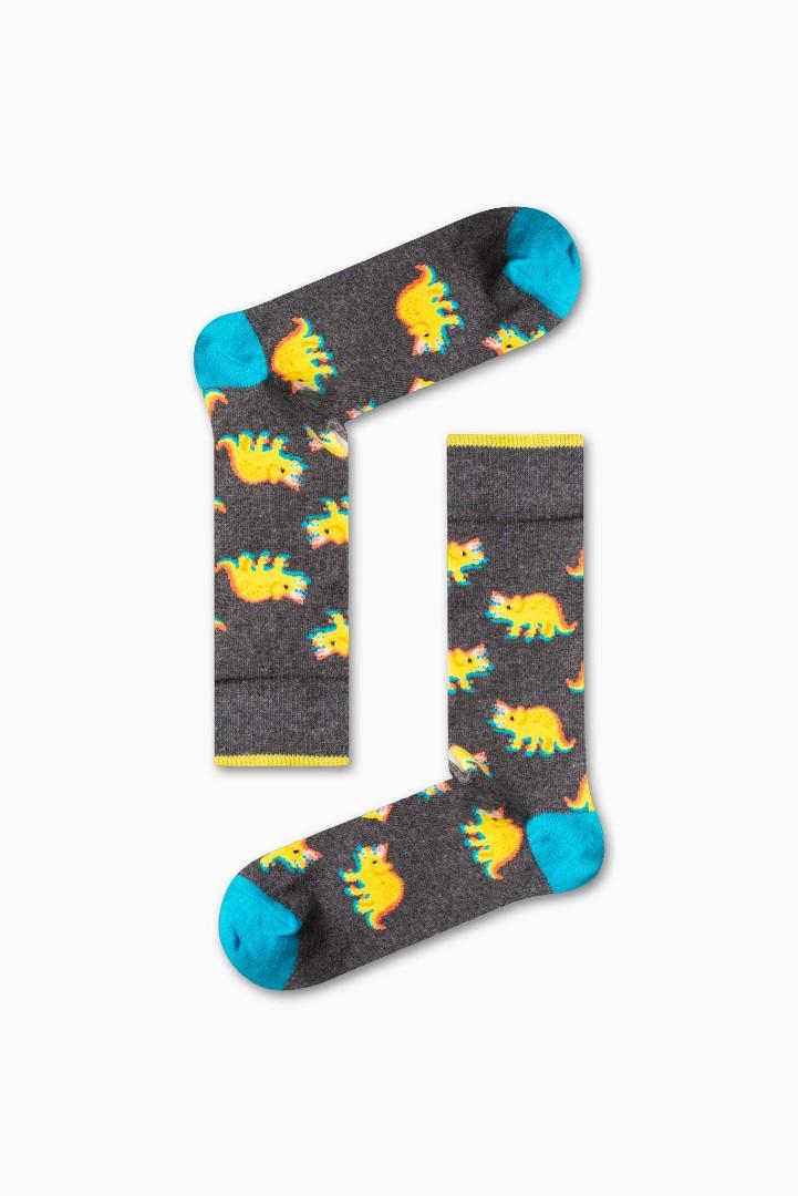 Κάλτσα Dinosaurs Χωρίς Ραφές Vtexsocks