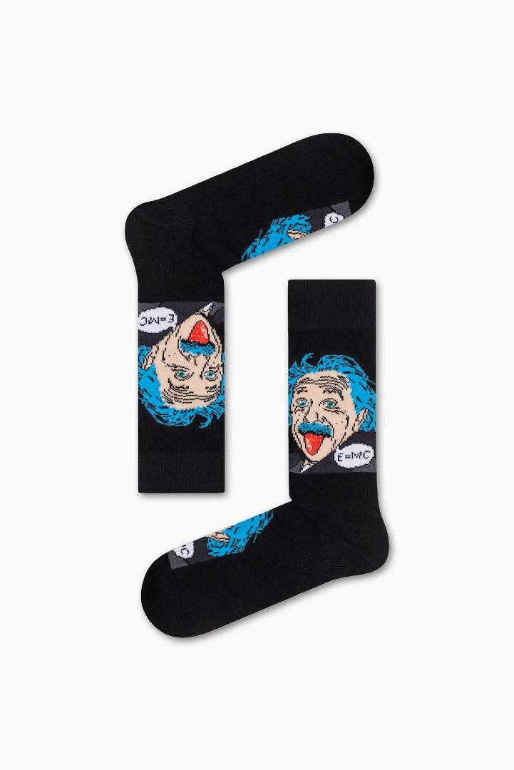 Κάλτσα Einstein e=mc2 Χωρίς Ραφές Vtexsocks