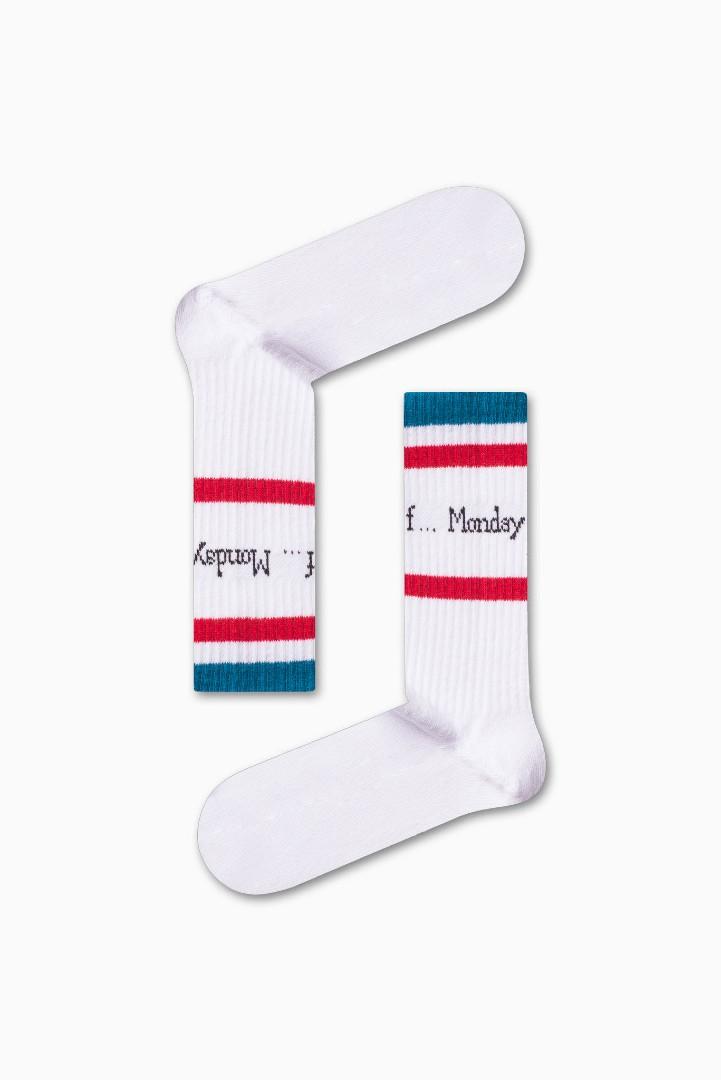 Κάλτσα F . . . Monday Χωρίς Ραφές Vtexsocks