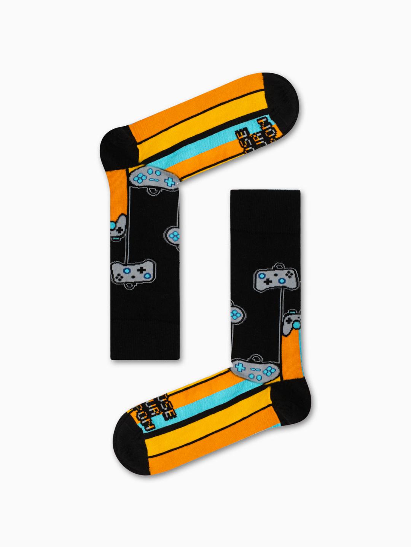 Κάλτσα Game Remote Control Χωρίς Ραφές Vtexsocks