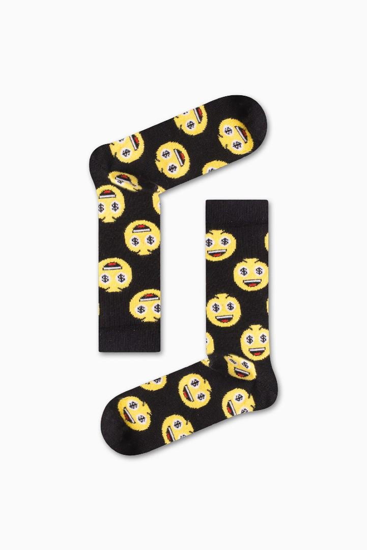 Κάλτσα Money Emoji Χωρίς Ραφές Vtexsocks