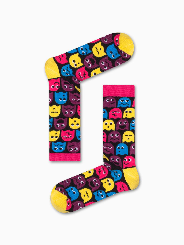 Κάλτσα Pac-Man Plus Χωρίς Ραφές Vtexsocks