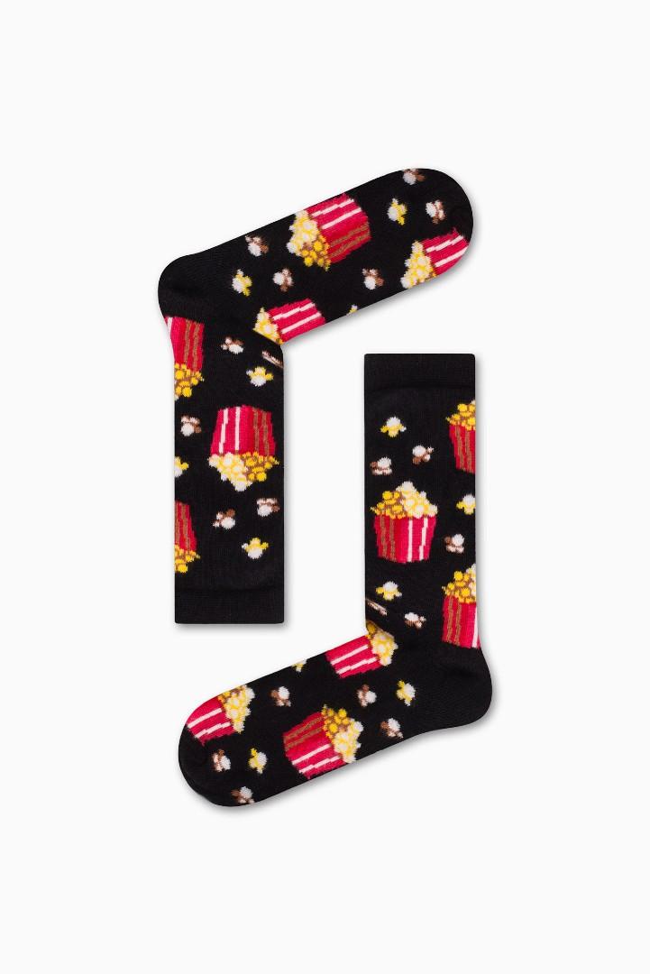 Κάλτσα Pop Corn Χωρίς Ραφές Vtexsocks