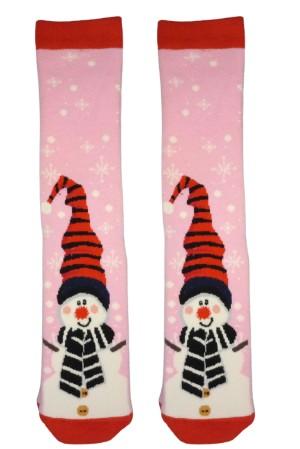 Χριστουγεννιάτικες Κάλτσες Snowman Vtexsocks