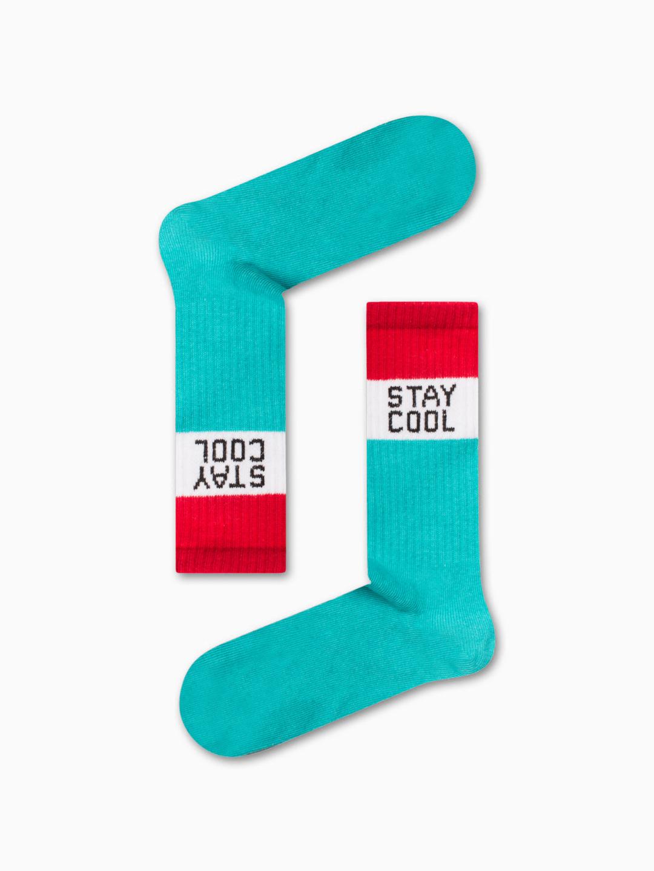 Κάλτσα Stay Cool Χωρίς Ραφές Vtexsocks