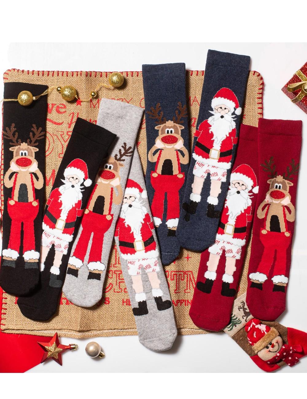 Κάλτσες Χριστουγεννιάτικες Best Friends Vtexsocks Σετ 4 τμχ