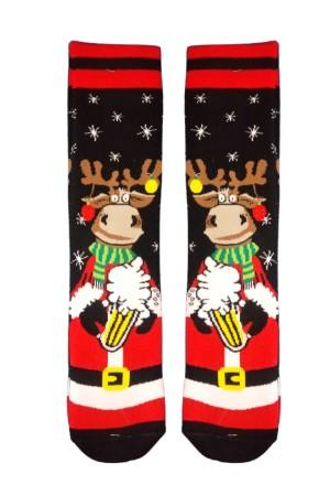 Χριστουγεννιάτικες Κάλτσες Santa's Helper v1 Vtexsocks