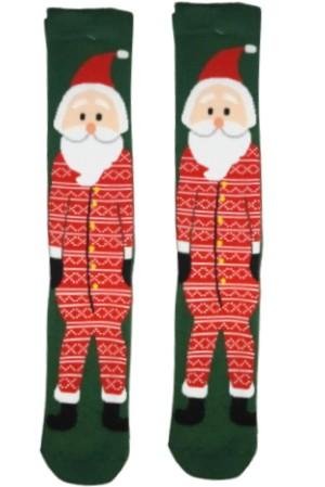 Χριστουγεννιάτικες Κάλτσες Santa in Pijamas Vtexsocks