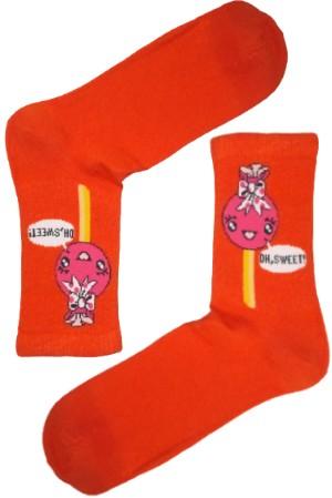 Κάλτσα Oh Sweet Lollipop χωρίς Ραφές Vtexsocks