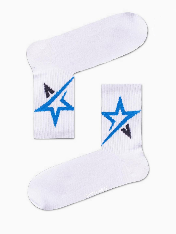 Κάλτσα White Star Profile Vtexsocks