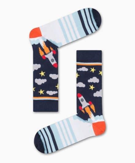 Κάλτσα Rocket Χωρίς Ραφές Vtexsocks