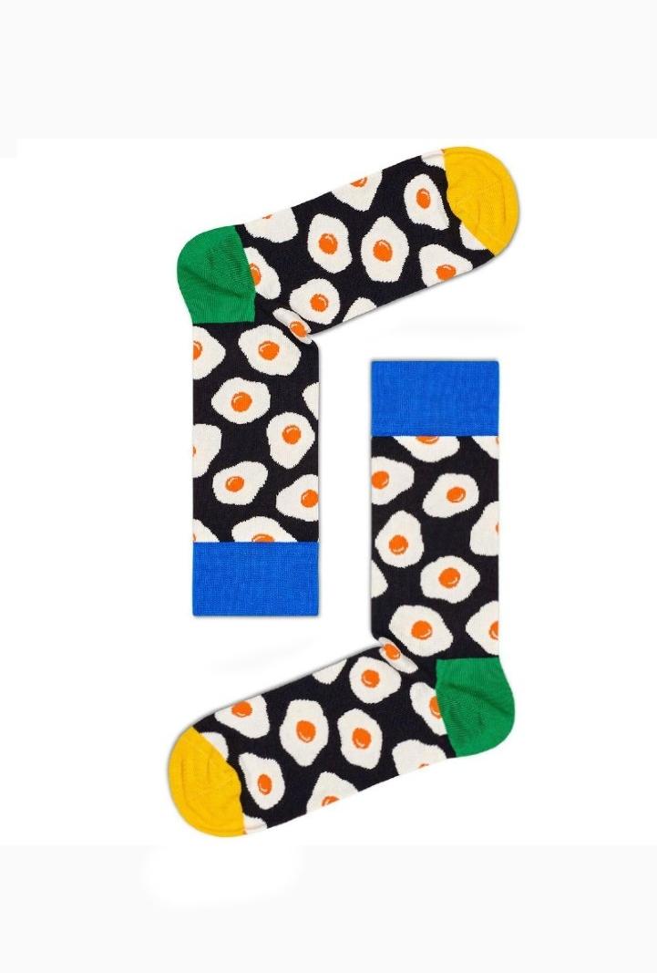 Κάλτσα Colourful Eggs Χωρίς Ραφές Vtexsocks