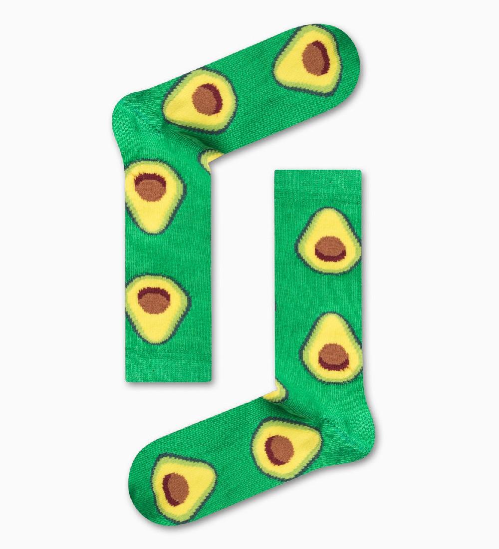 Κάλτσα Green Avocado Χωρίς Ραφές Vtexsocks