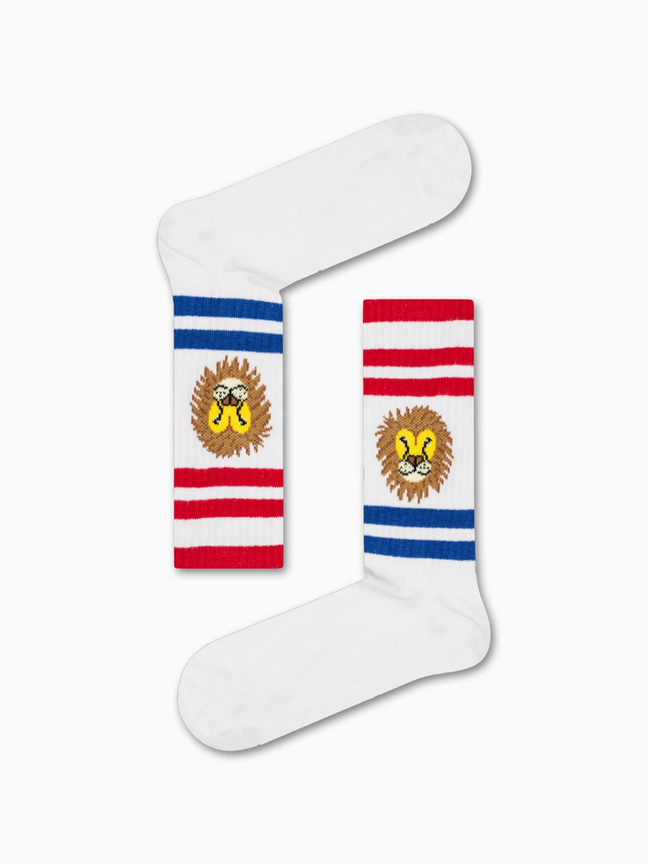 Κάλτσα Lion Head Χωρίς Ραφές Vtexsocks