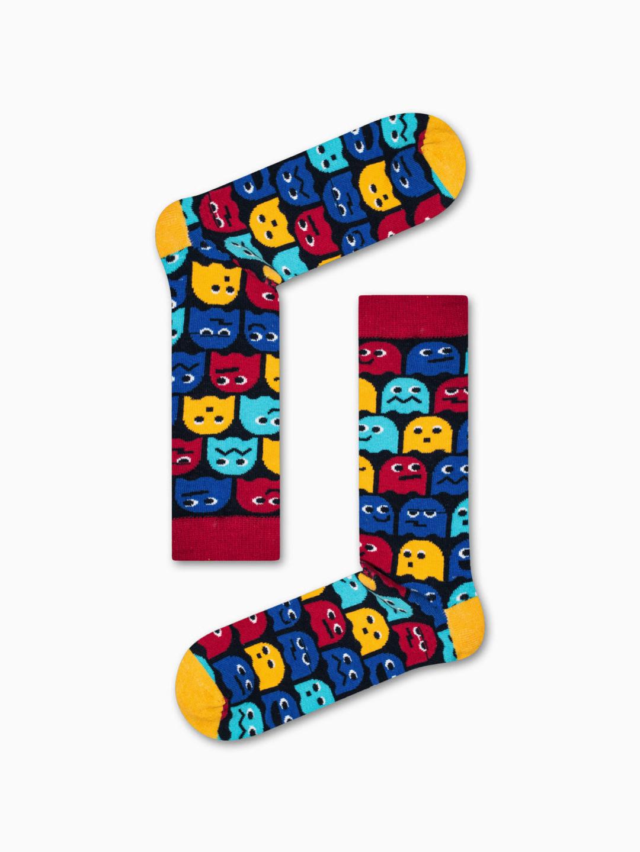 Κάλτσα PacMan Χωρίς Ραφές Vtexsocks